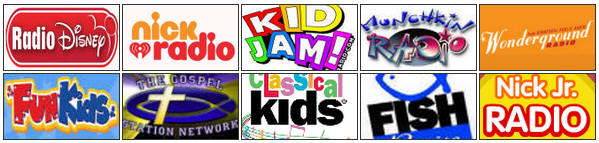 Streaming Radio for Kids